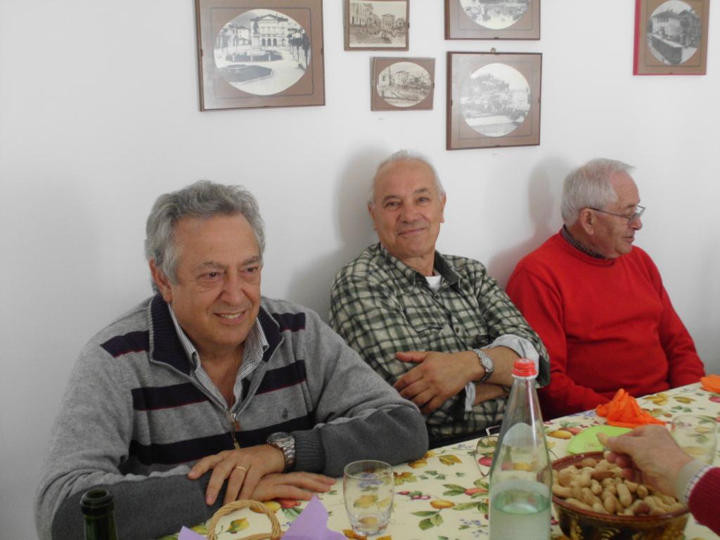Gabrio, Franco e Pucci