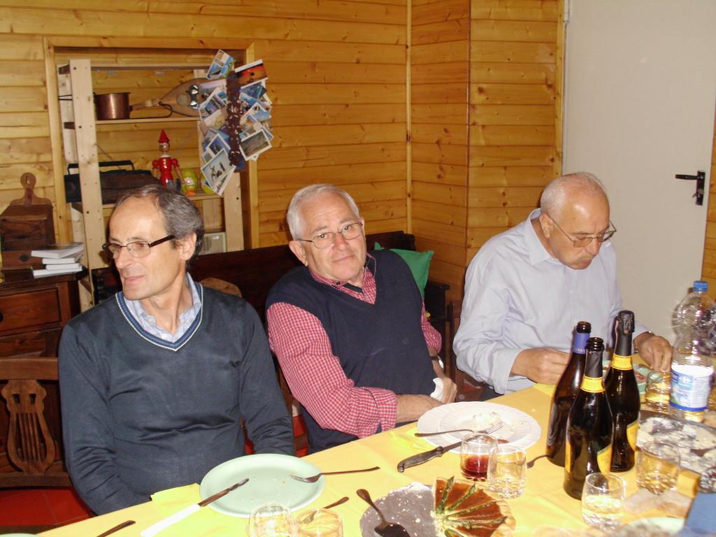 Armando, Pucci e Franco