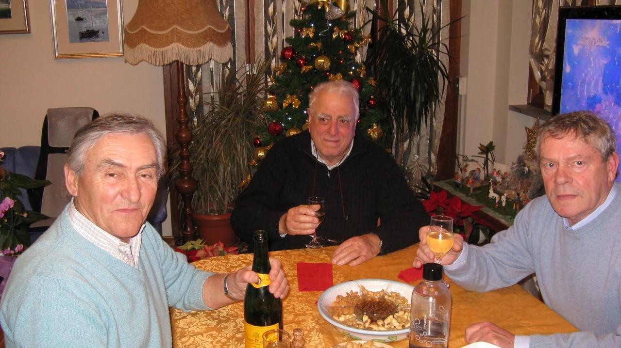 Piero, Gianni Pizzorni e Giorgio
