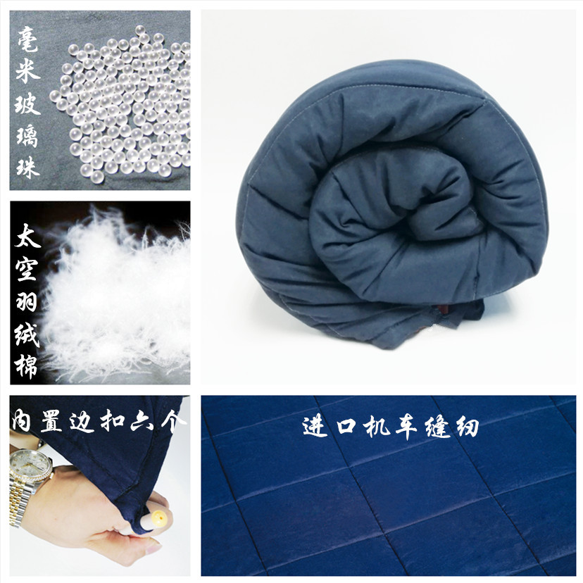 Which Best Fillings for Weighted Blanket?