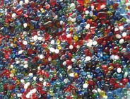 彩色玻璃珠(装饰/泳池/甬道)