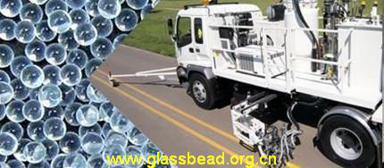 Glass Beads for Road Marking