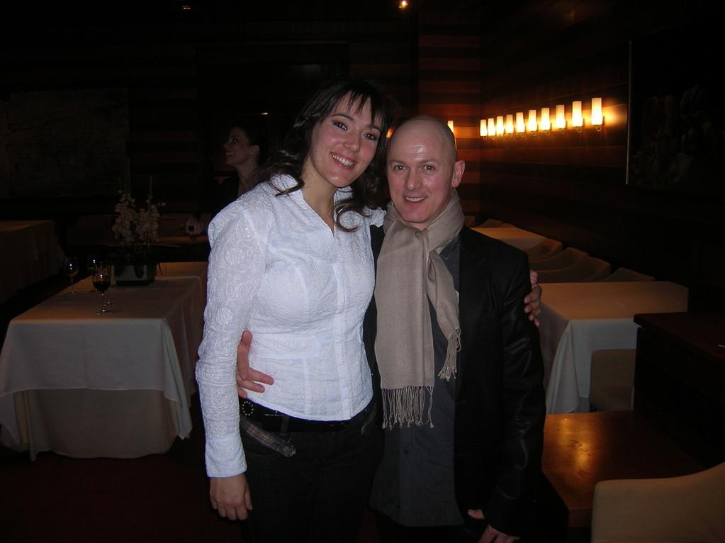 Con Gianni Santucci