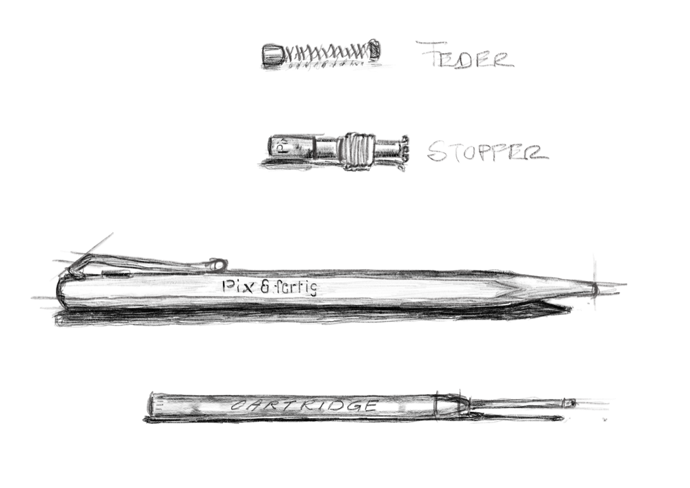 Metallbleistift