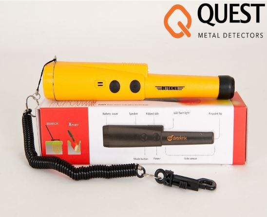 Quest Xpointer Pinpointer (99,95€)