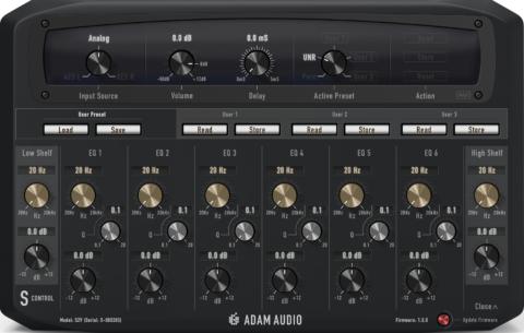 100 % DIGITAL - ADAM AUDIO - ELAC - LAKE PEOPLE / Praxistest auf www.audisseus.de / Foto: Adam-Audio