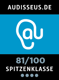 Audio-Technica ATH-M50xBT / Praxistest auf www.audisseus.de / Foto: Fritz I. Schwertfeger