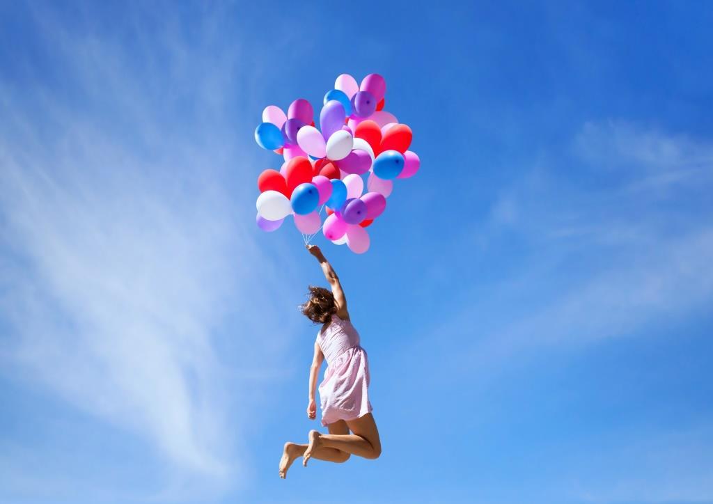Erfolg und Lebensfreude genießen