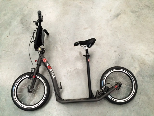 shop neu tretroller laufrad dogscooter kostka crussis yedoo