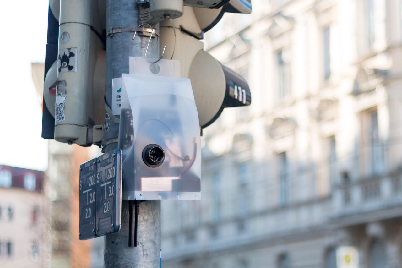 OpenDataCam is a do-it-yourself technology for traffic monitoring.