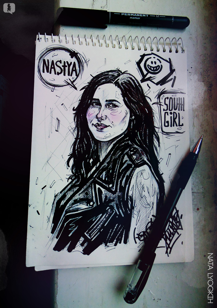 SouthGirl(Nastia) 2015/NL 2