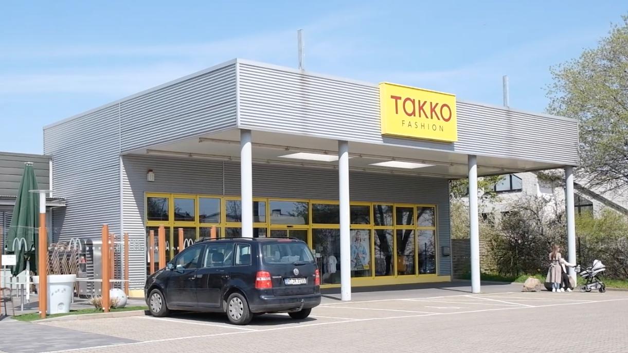 Ansicht Mieter Takko-Holding