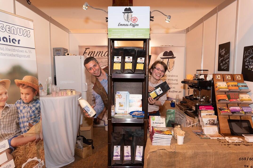 Milch&Kaffee mit Matthias Mittermaier und Martina Pauzenberger