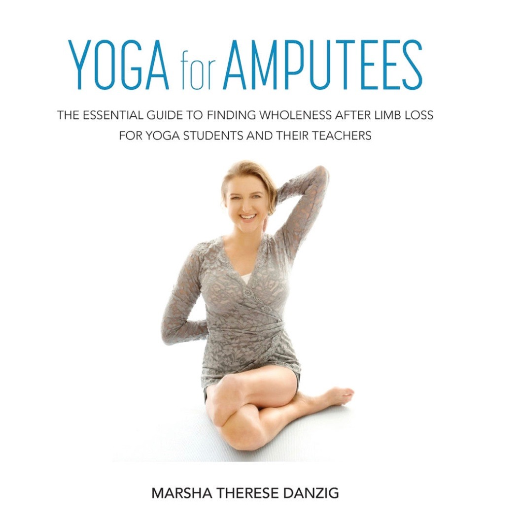 One of the many great books about people with a limb difference: Yoga for Amputees by Marsha Therese Danzig.