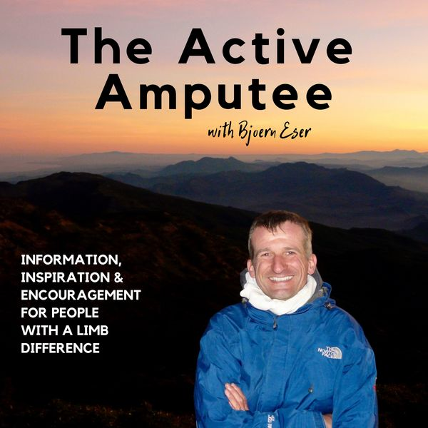 The Active Amputee also runs a monthly podcast show