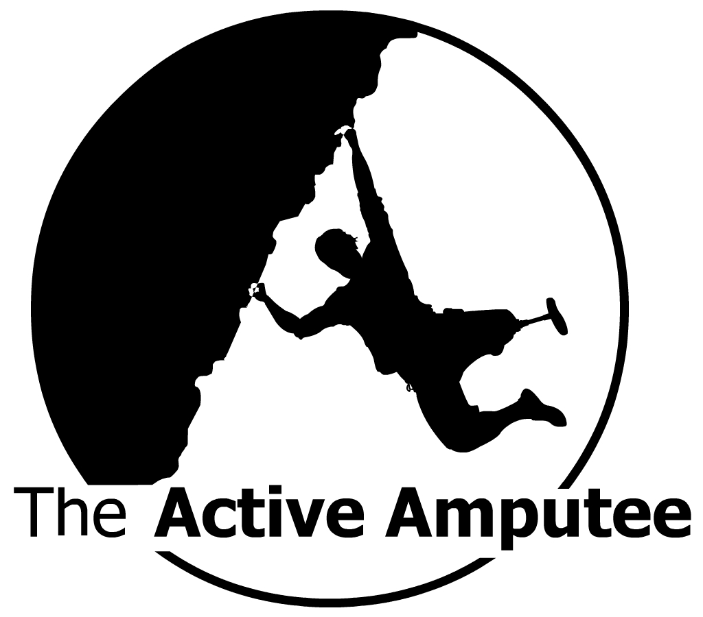 New logo for The Active Amputee