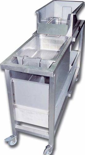 bac de filtration