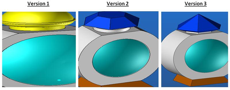 Prototypes de conception des bornes pour PLV et grande distribution avec DEFI INDUSTRIES - chaudronnerie fine
