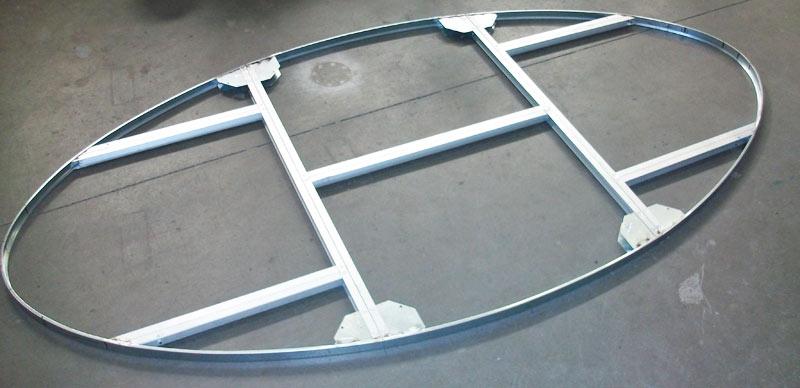 structure de panneau d'isolation