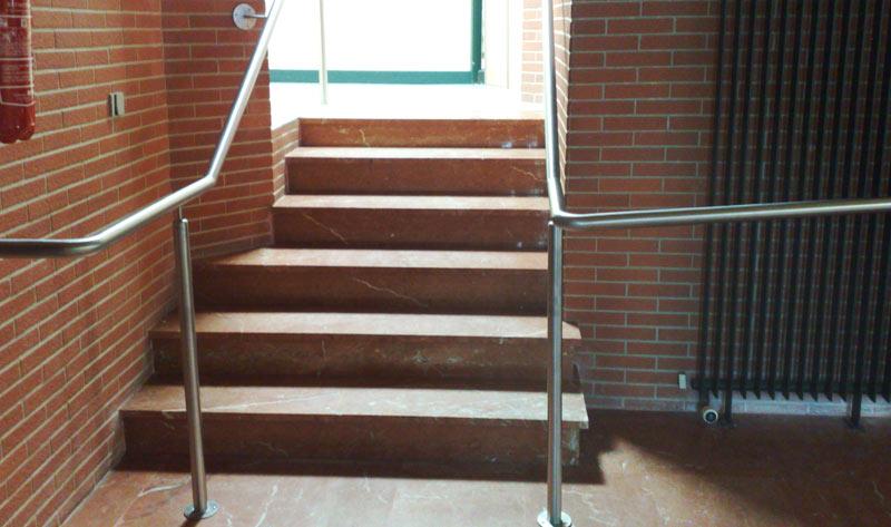 Escalier de l'Hôpital d'Agen