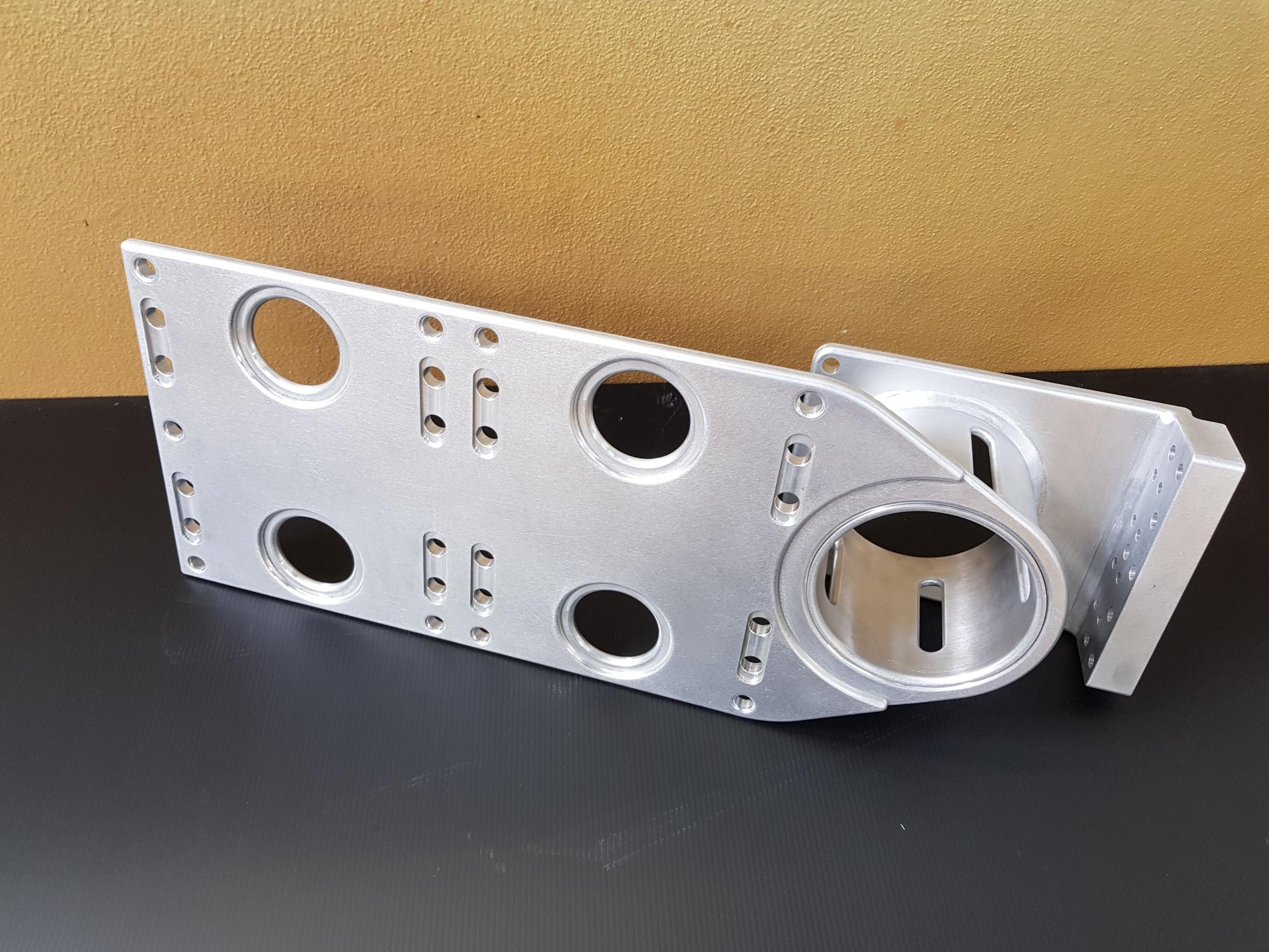 Mécano-soudure aluminium