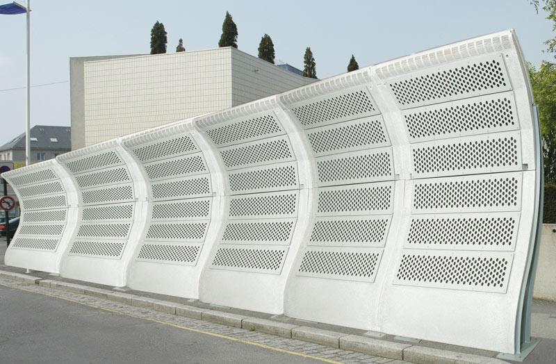 mur anti-bruit face arrière