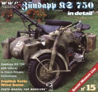 WWP KS750 in detail
