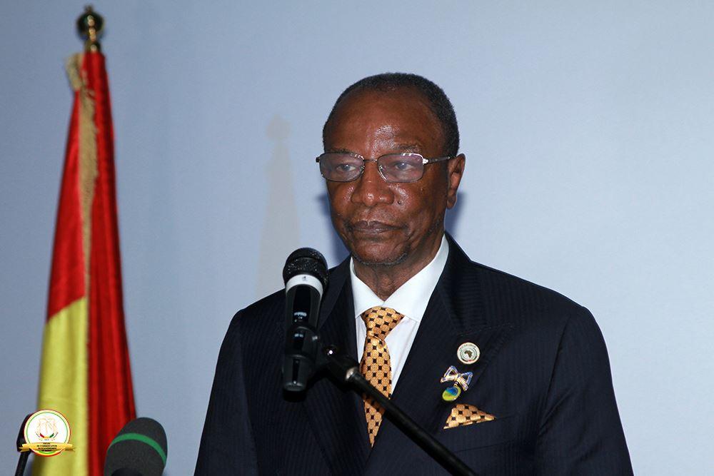 Alpha Condé, Präsident von Conakry