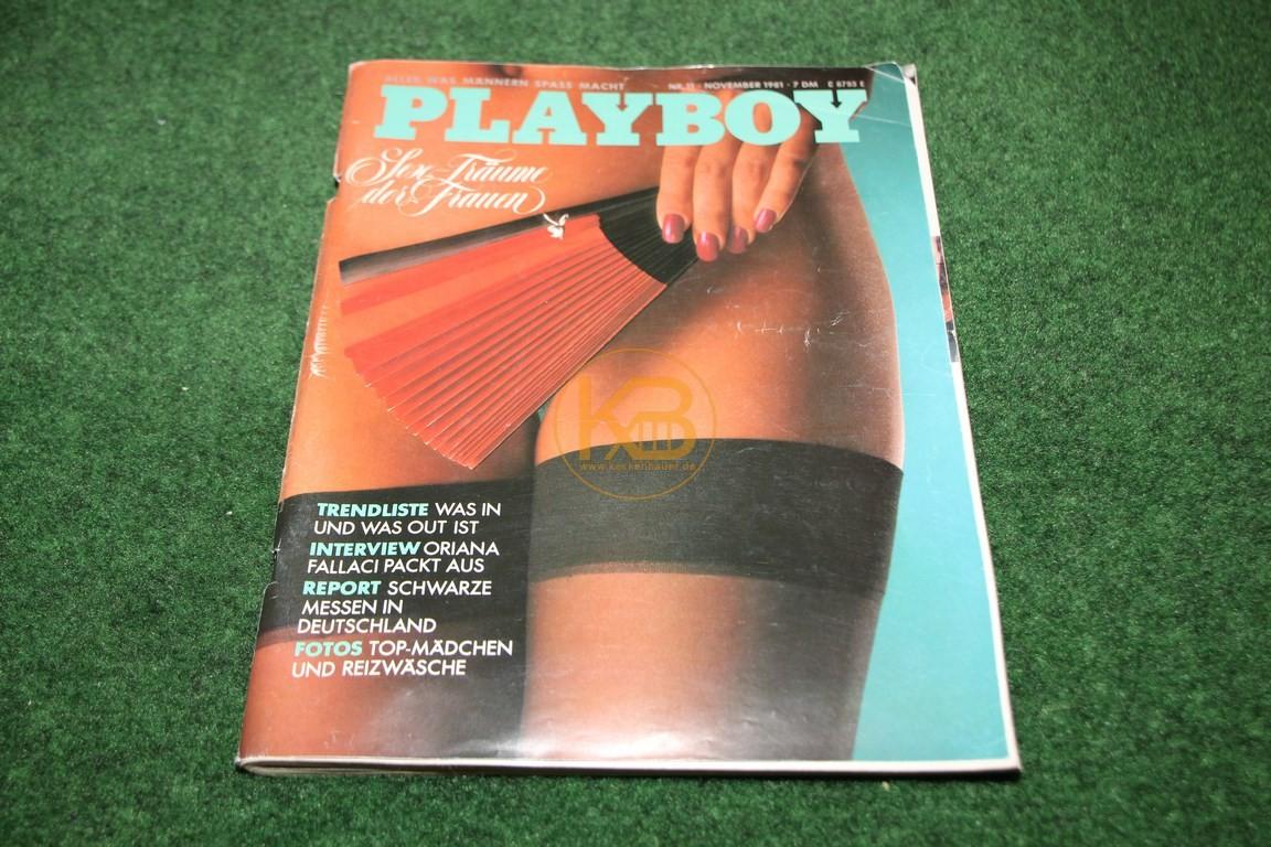 Der Playboy aus meinem Geburtsmonat