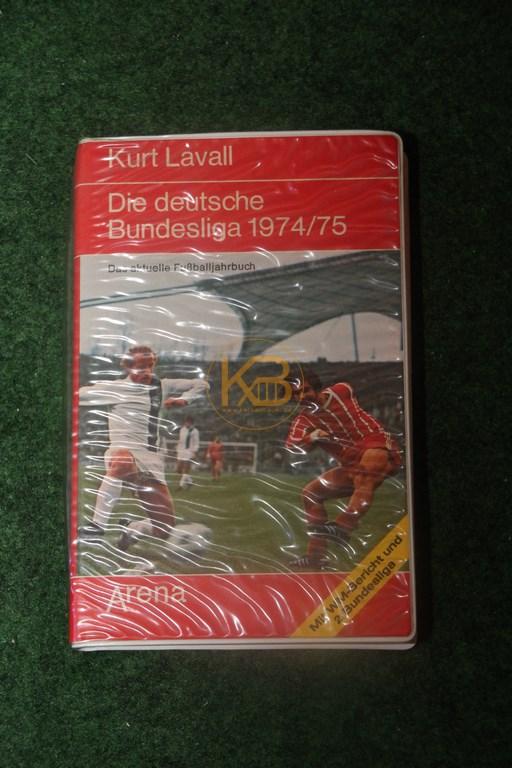 Die deutsche Bundesliga 1974/75