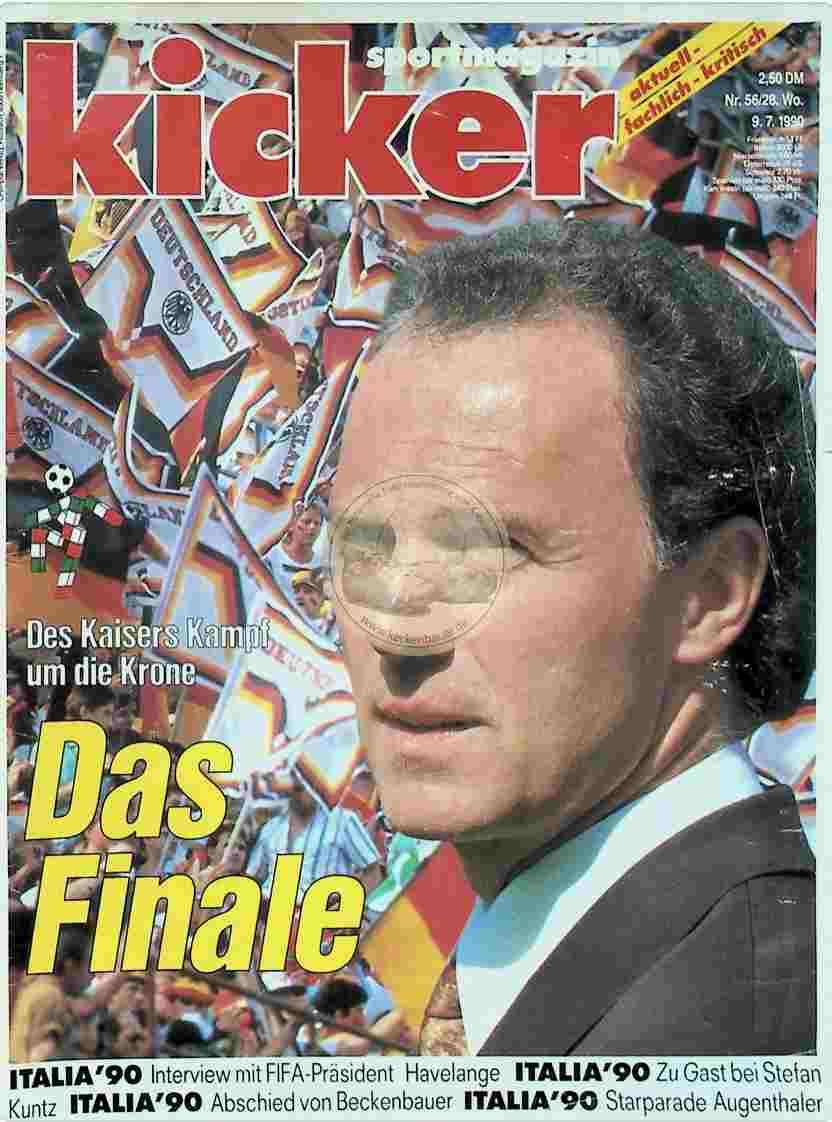 1990 Juni 9. Kicker Nr.56