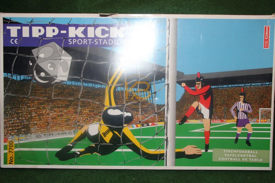 Tipp-Kick Sport Stadion von MIEG aus den 1990ern.