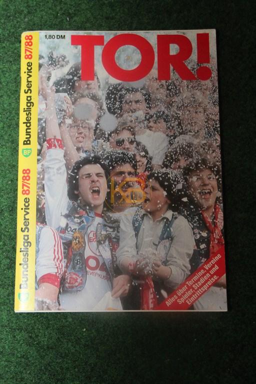 TOR! Bundesliga Service 1987/88