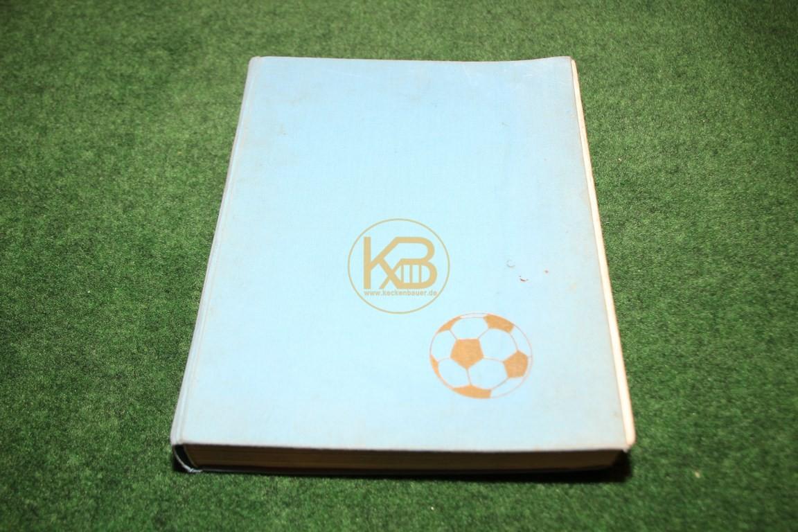 Jahrbuch des Fußballs 1966/1967