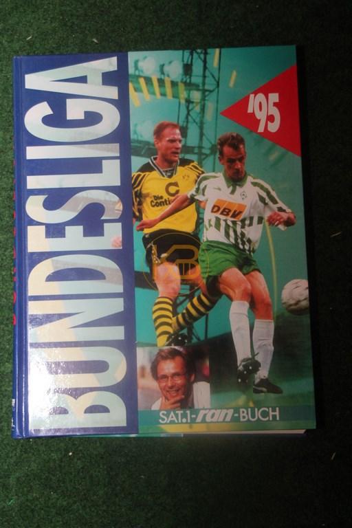 Sat 1 ran Buch Bundesliga 1995
