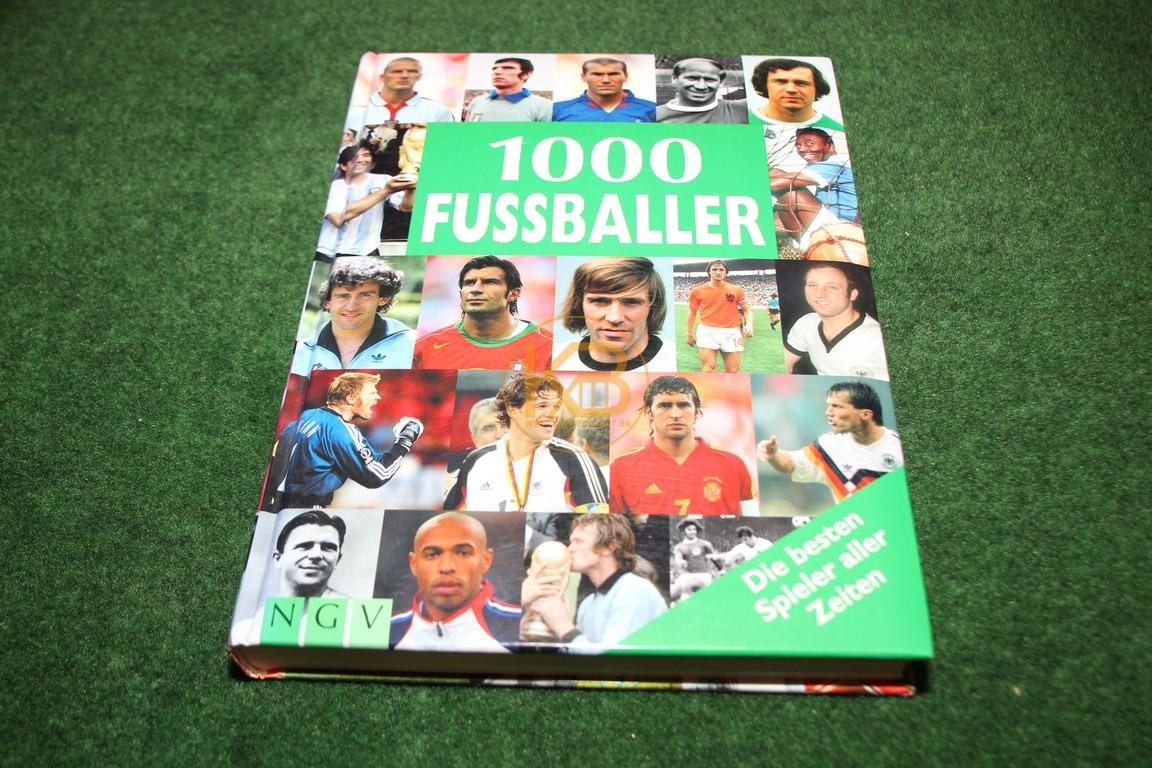 1000 Fussballer Die besten Spieler aller Zeiten von NGV