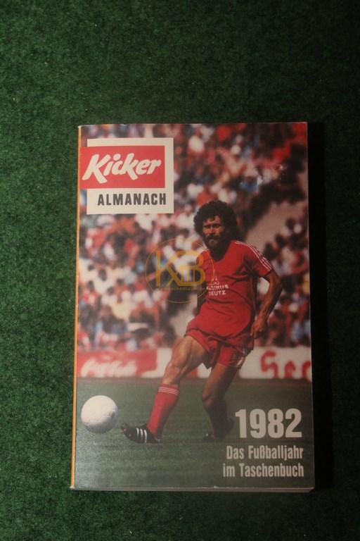Kicker Almanach 1982