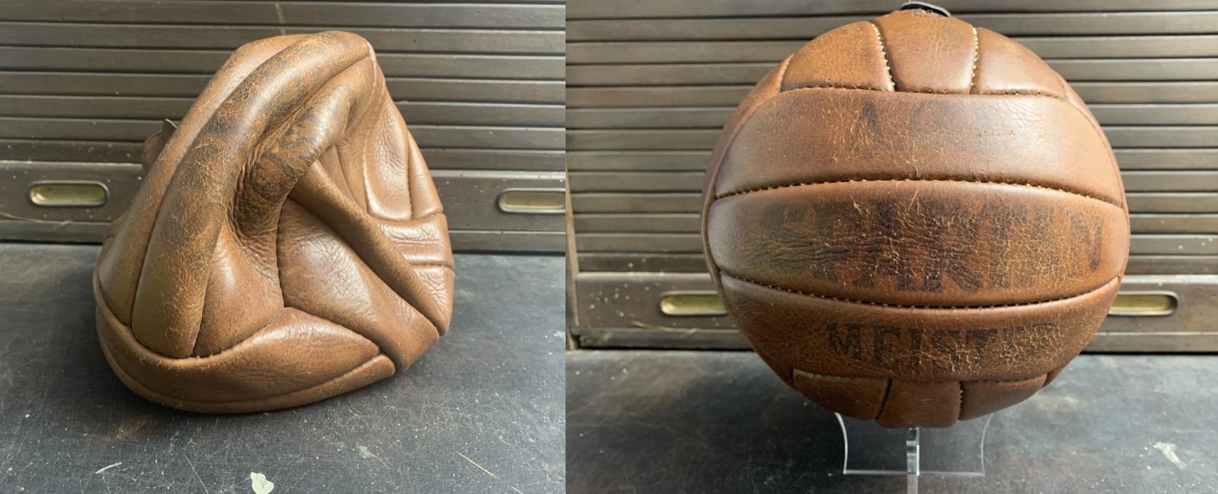 Ein Ball zwei unglaubliche Geschichten