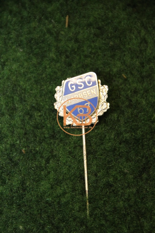 Ehrennadel vom GSC Garbsen 67