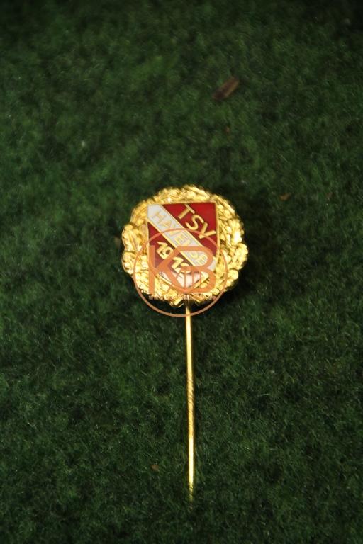 Goldene Ehrennadel vom TSV Havelse von 1912