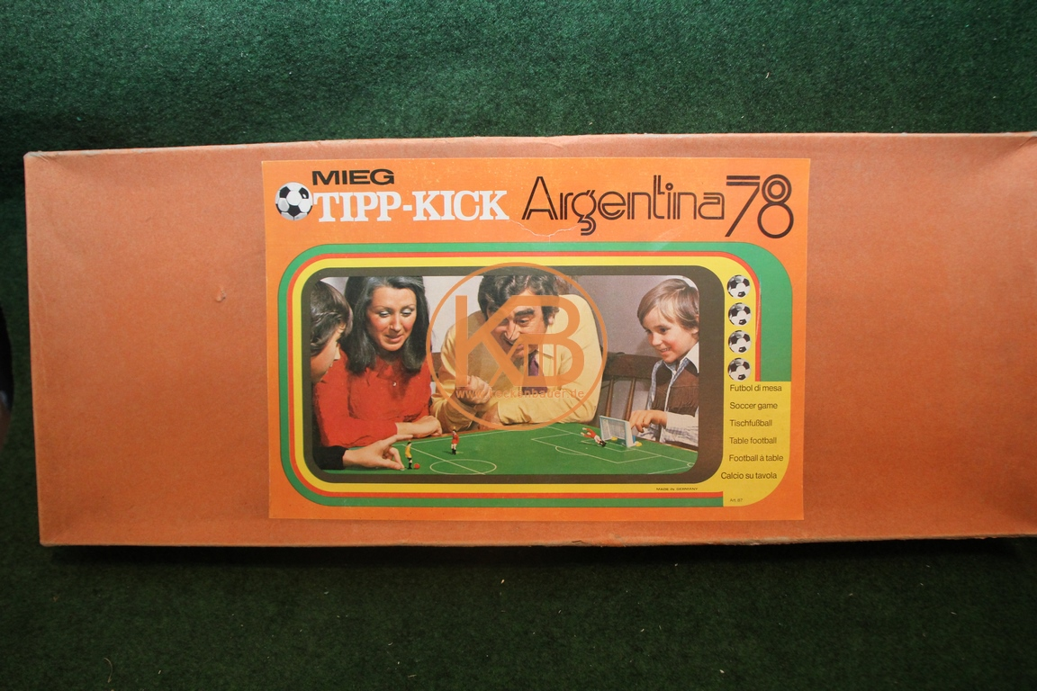 Tipp Kick Argentina 78 von MIEG