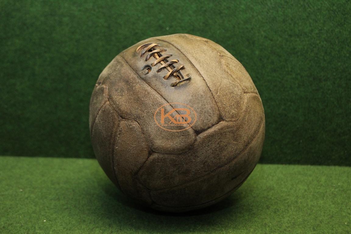 Der Ball nach der Restaurierung