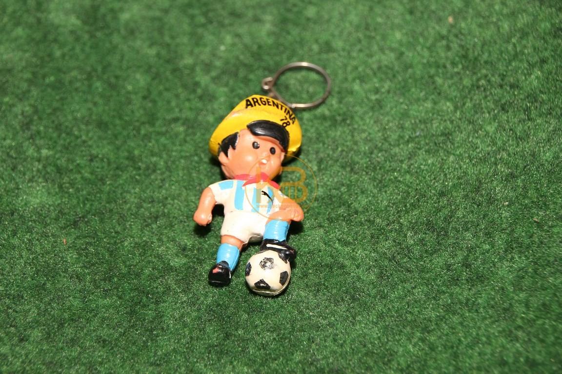 Gauchito von der WM 1978 in Argentinien.