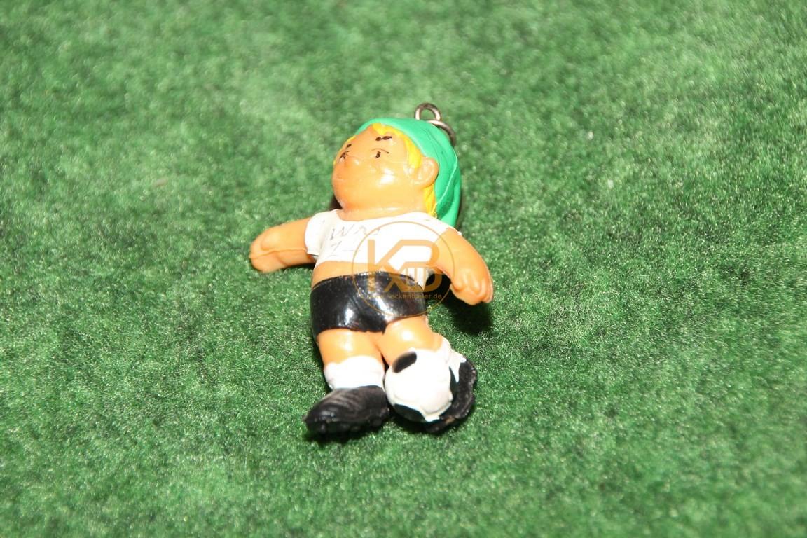 Das deutsche Maskottchen zur WM 1974 in Deutschland.
