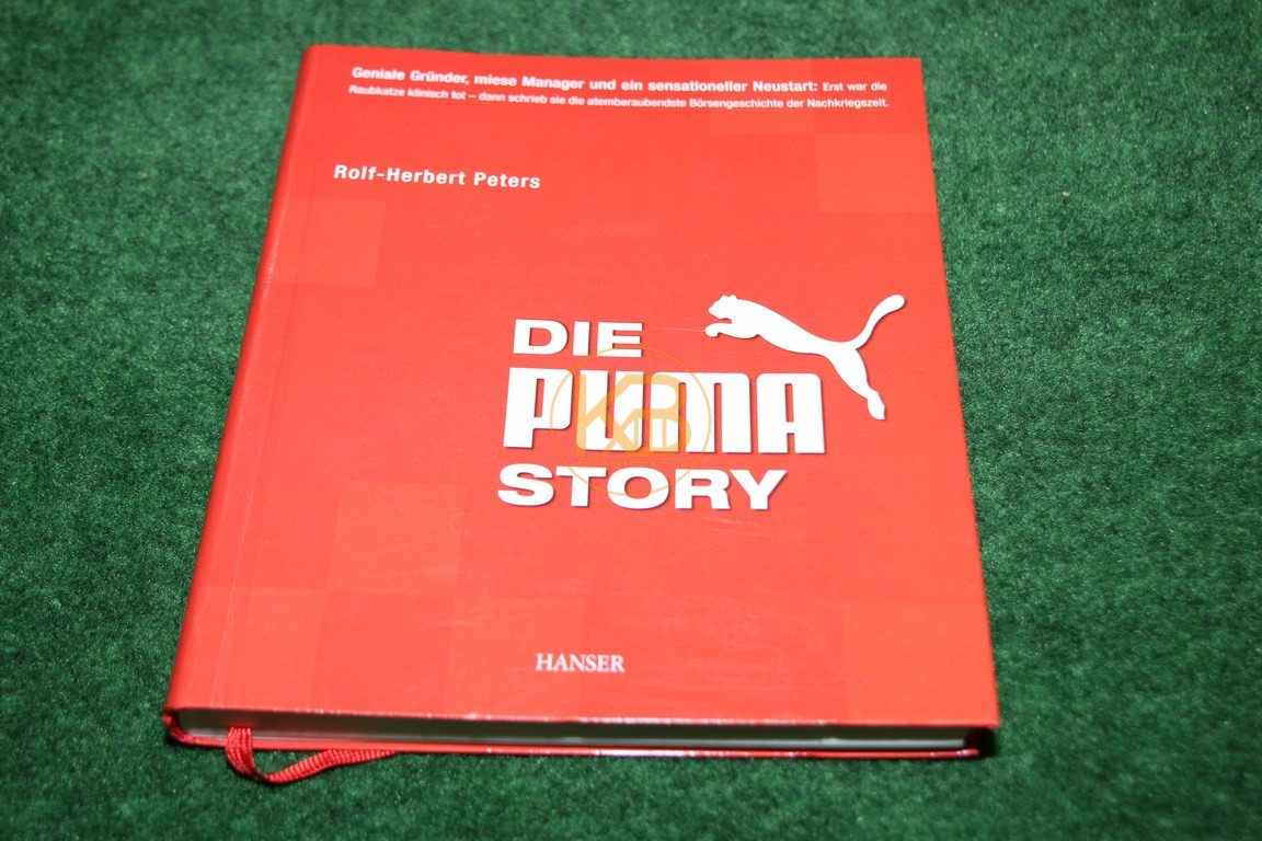 Rolf-Herbert Peters Die Puma Story von Hanser