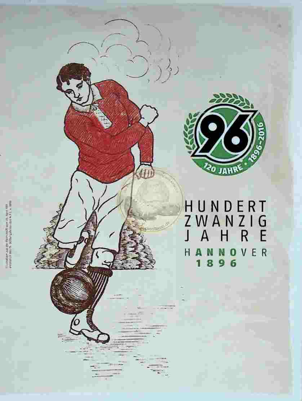 2016 April 12. 120 Jahre Hannover96