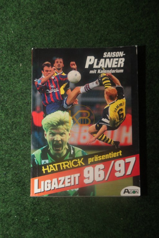 Saison Planer Ligazeit 96/97