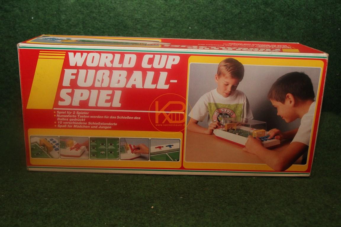 World Cup Fußball Spiel aus den 1990ern.