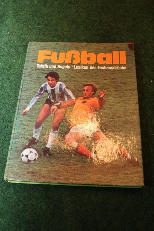 Fußball Taktik und Regeln Lexikon der Fachausdrücke