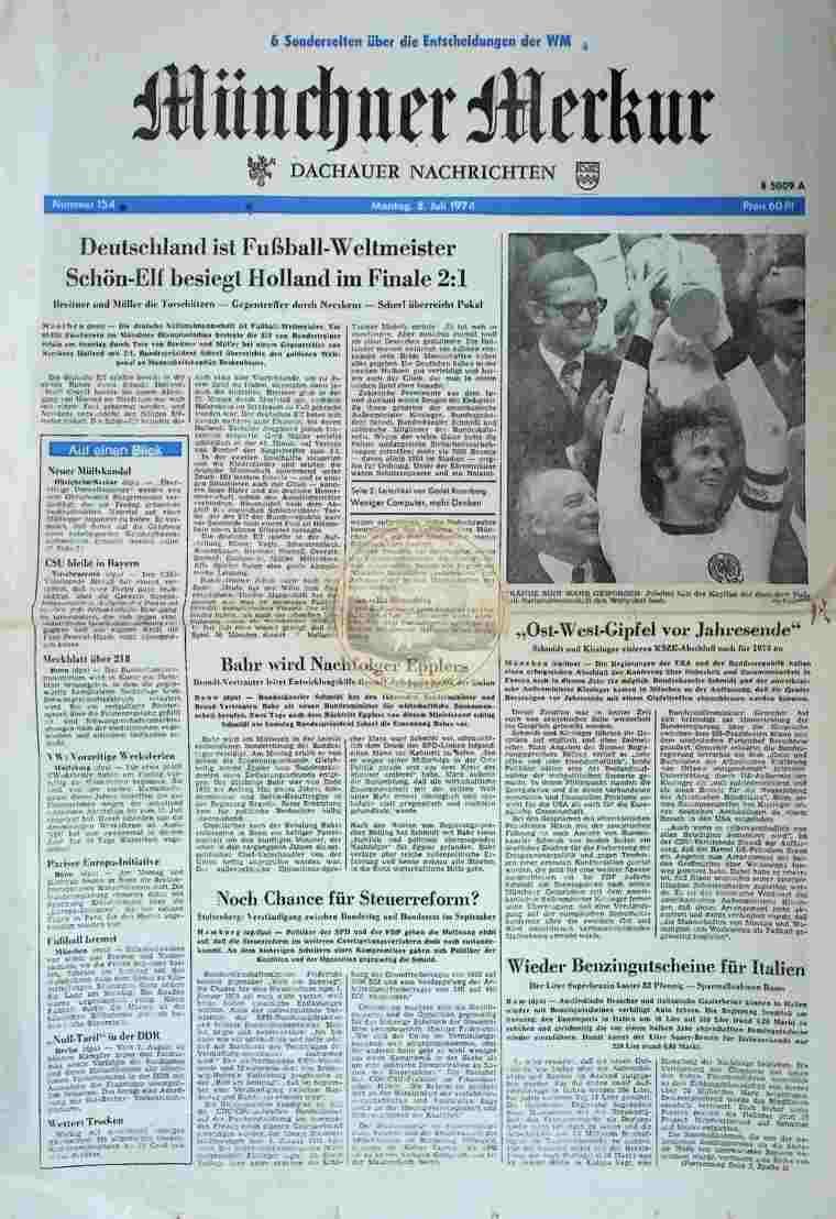 1974 Juli 8. Münchener Merkur